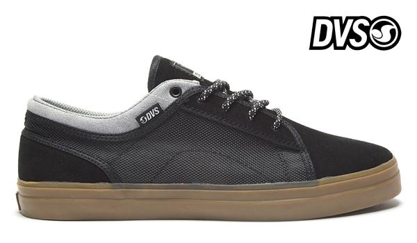 【DVS】AVERSA+ <Greg Lutzka Color-way>カラー:black grey 【ディーブイエス】【スケートボード】【シューズ】