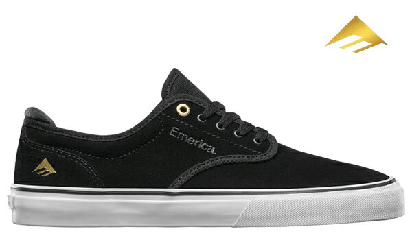 【Emerica】WINO G6 カラー:black/white エメリカ ワイノ ジーシックス スケートボード スケボー SKATEBOARD シューズ 靴 スニーカー
