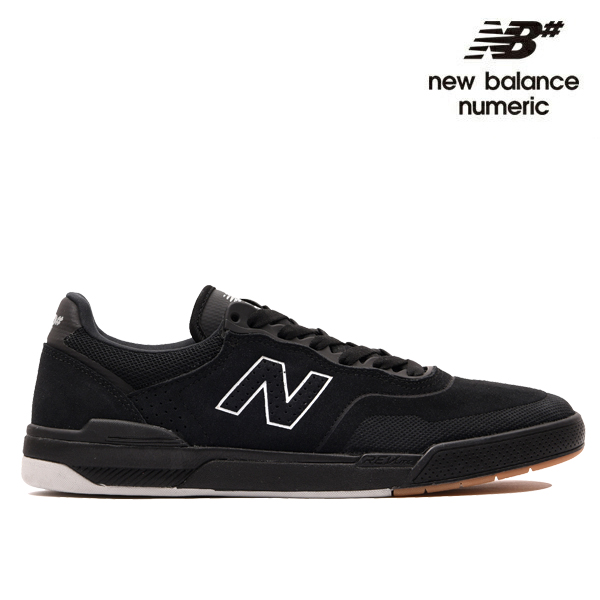 【NEW BALANCE NUMERIC】Brandon Westgate NM913 NM913LAK カラー:blackニューバランス ヌメリック スケートボード スケボーシューズ 靴 スニーカー SKATEBOARD SHOES
