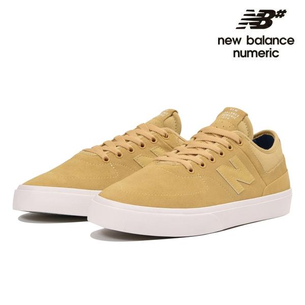 【NEW BALANCE NUMERIC】NM379 NM379SSG カラー:yellow ニューバランス ヌメリック スケートボード スケボーシューズ 靴 スニーカー SKATEBOARD SHOES