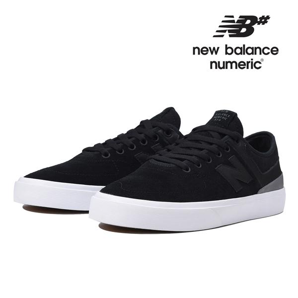 【NEW BALANCE NUMERIC】NM379 NM379BBG カラー:black with grey ニューバランス ヌメリック スケートボード スケボーシューズ 靴 スニーカー SKATEBOARD SHOES
