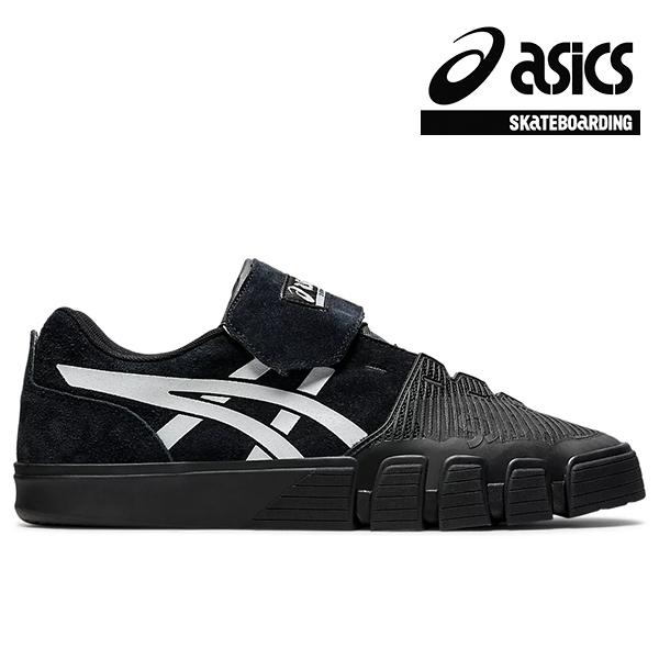 【asics skatebording】GEL-FLEXKEE PRO カラー:black/piedmont grey アシックス スケートボーディング スケートボード スケボー シューズ 靴 スニーカー SKATEBOARD SHOES
