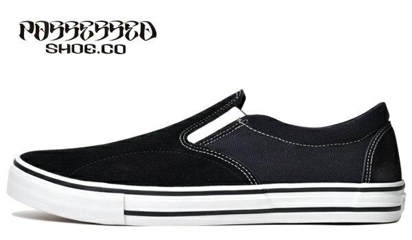 【POSSESSED】SKATE GANG カラー:black 【ポゼスト】【スケートボード】【シューズ】