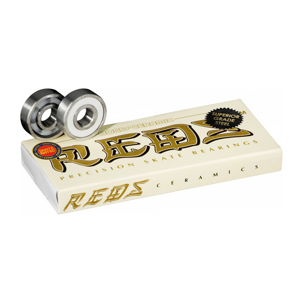 割引も実施中 BONES CERAMICS REDS bearing ボーンズ ベアリング 低廉 SKATEBOARD スケボー セラミック スケートボード パーツ