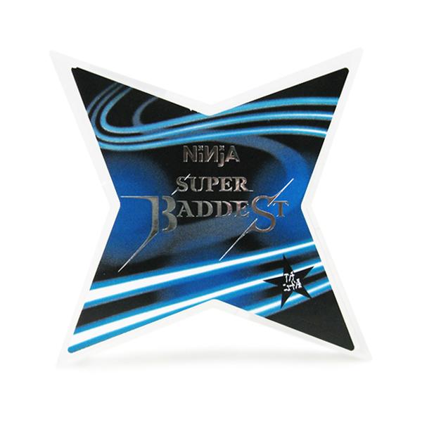 Ninja最高速ベアリング誕生 NINJA SUPER BADDEST 宅送 BEARING 百貨店 abec7+ ニンジャ ベアリング SKATEBOARD スケートボード スケボー