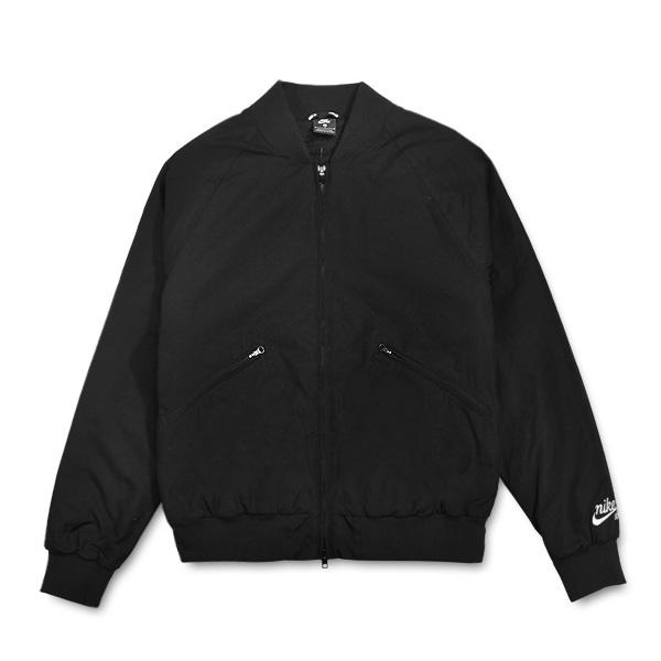 【NIKE SB】STATEMENT JACKETカラー:black/sailCK1133-010【ナイキ エスビー】【スケートボード】【ジャケット】