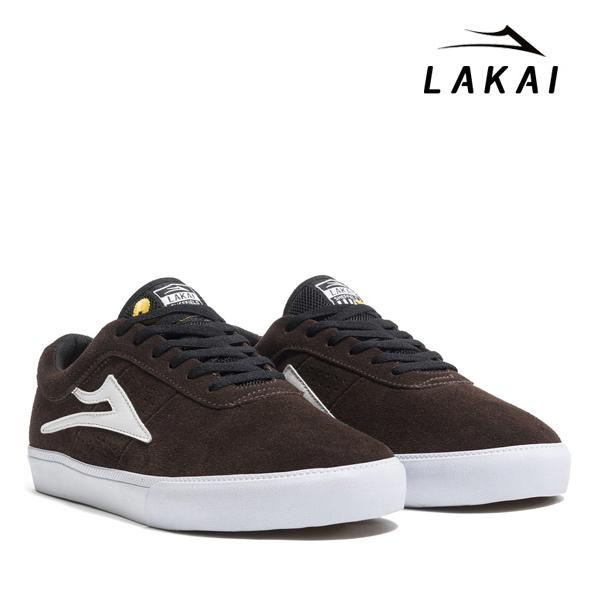 【LAKAI】SHEFFIELD カラー:chocolate suede ラカイ シェフィールド スケートボード スケボー シューズ 靴 スニーカー SKATEBOARD SHOES