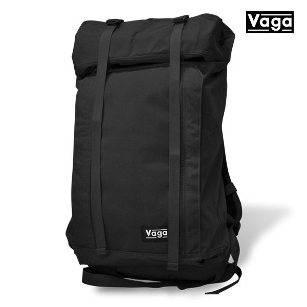 【VAGA】STEALTH カラー:black 【バガ】【スケートボード】【バックパック/スケートバッグ】