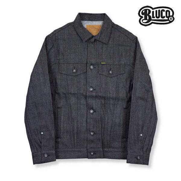 【BLUCO WORK GARMET】TRACKER JACKET カラー:black OL-066【ブルコ】【スケートボード】【ジャケット】