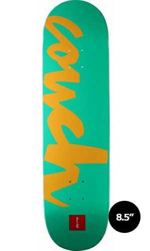 【CHOCOLATE】Raven Tershy NICKNAME 【チョコレート】【スケートボード】【デッキ】【8.5インチ 】選べる無料のデッキテープ付き!