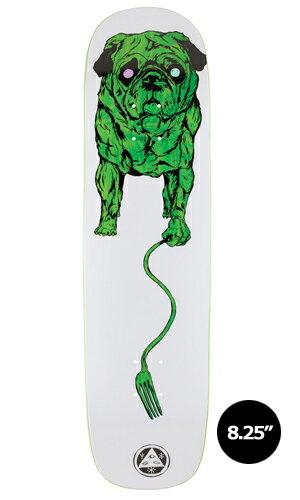 【WELCOME skateboards】COMMON GOLBIN 2 white/stains YOUNG NIBIRU 【ウェルカム】【スケートボード】【デッキ】【8.25インチ】選べる無料のデッキテープ付き!