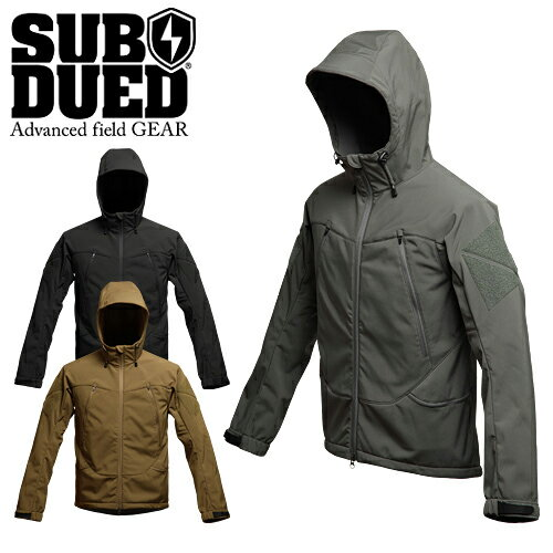 【SUBDUED】GRIFFIN JACKET カラー:coyote brown / foliage green / black 【サブデュード】【スケートボード】【ジャケット】