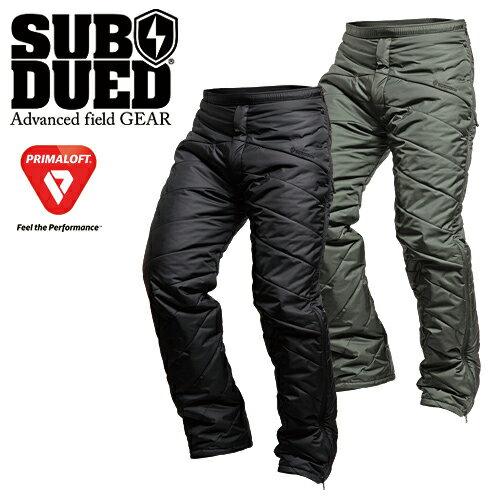 【SUBDUED】BIVOUAC PANTS カラー:foliage / black 【サブデュード】【スケートボード】【パンツ】