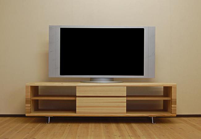 テレビ台 テレビボード TV台 木製 北欧 杉 天然木 国産 大川 家具 リビング収納 ナチュラル カントリー 42インチ 52インチ シダーテレビボード