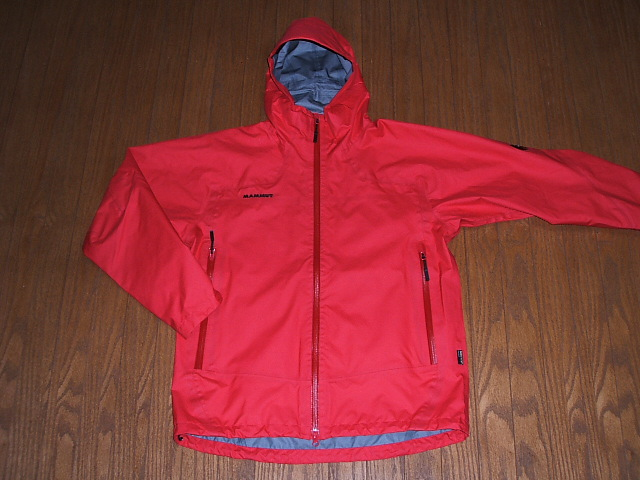 Gore tex jacket pro shell