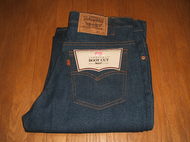 LEVIS(リーバイス) Lot W31×L36 USA(アメリカ製) IN 20517-0217 1980年代 517 MADE 実物デッドストック ブーツカット