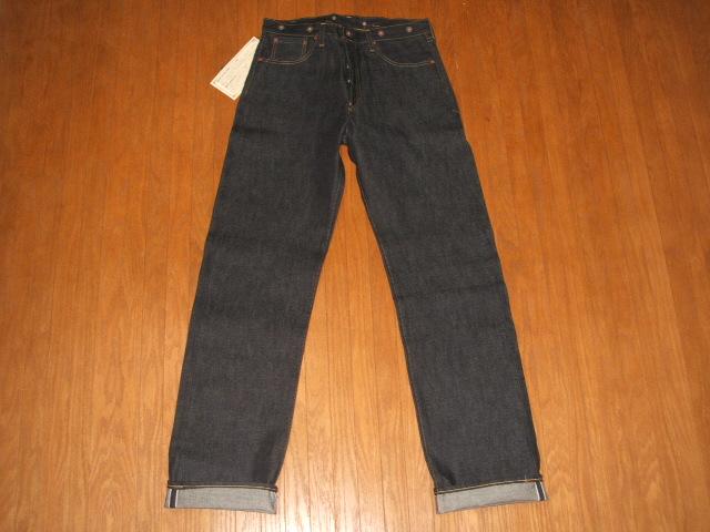 李维斯 (Levi) s702XX (501 xx 701xx) 20 世纪 20 年代模型在 1998 重印版 W34 × L36 未使用死股票取得在日本 (日本制造)