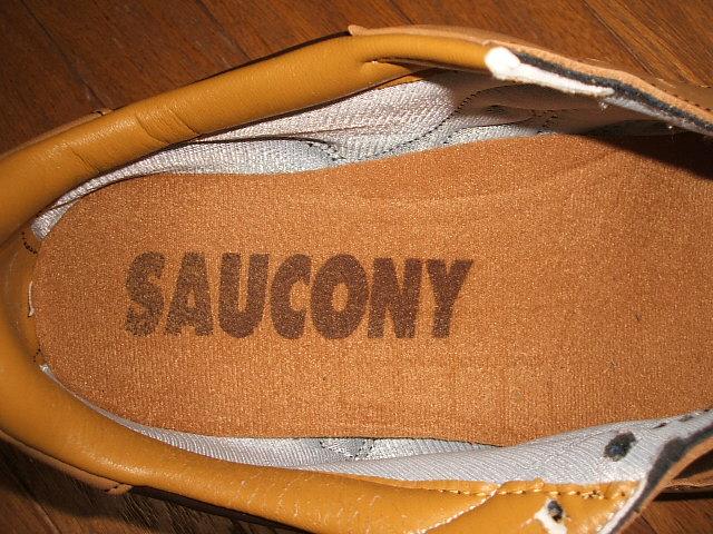 ATMOS (atmos) × MACKDADDY (McDade) x SAUCONY (saucony) triple collaboration JAZZ (Jazz)