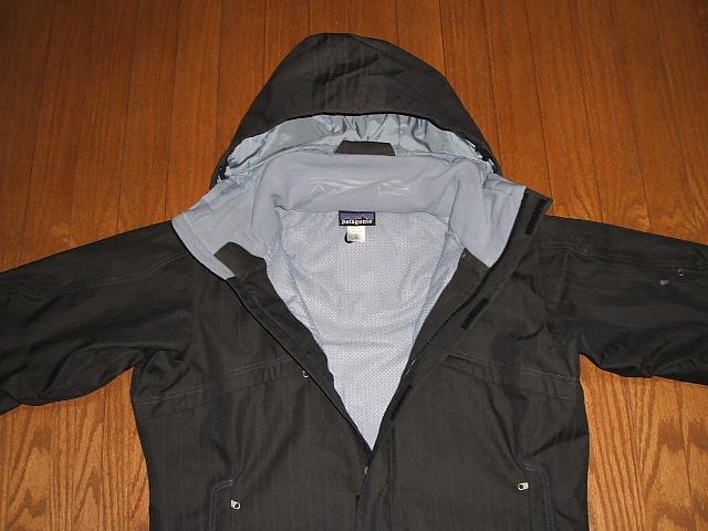 patagonia(巴他戈尼亚)Rubicon Jacket(RUBYCON茄克)Black(黑色)2006年M尺寸