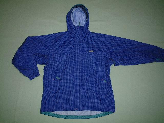 【中古】 patagonia(パタゴニア) Cobalt×Teal(コバルト×ティール) Alpine Jacket(スーパーアルパインジャケット) 1993年 Super XLサイズ