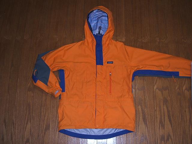 パタゴニア ストレッチトリオレットジャケット マンゴー 1999年