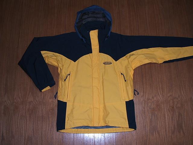 patagonia(パタゴニア) Primo Jacket(プリモジャケット) Honey(ハニー) 2000年 Sサイズ