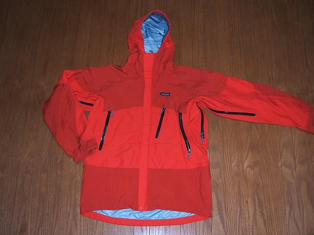 patagonia(パタゴニア) Ice Nine Jacket(アイスナインジャケット) Pop Orange(ポップオレンジ) 2000年 Mサイズ