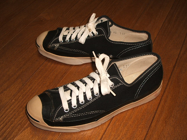 84711acd0768 1960s real thing vintage made in CONVERSE (Converse) JACK PURCELL (Jack  Pursel) B.F.Goodrich (BFGoodrich)