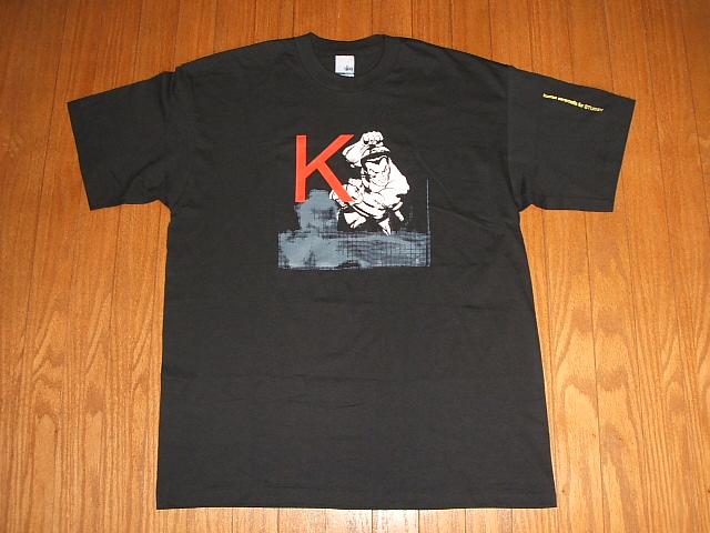 MADE SEREMETIS(コスタス STUSSY(ステューシー)×KOSTAS IN USA(アメリカ製) Tシャツセット 未使用新品デッドストック セレメンティス)