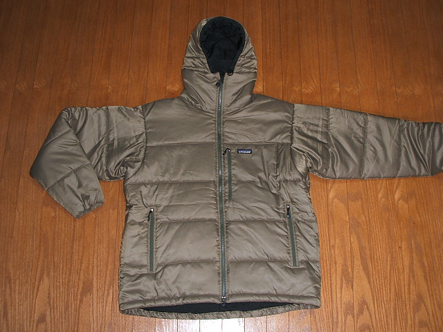 best website d18c7 83abf Patagonia (Patagonia) DAS Parka-Special (of spark special) 2006 Alpha Green  (alpha green) size L