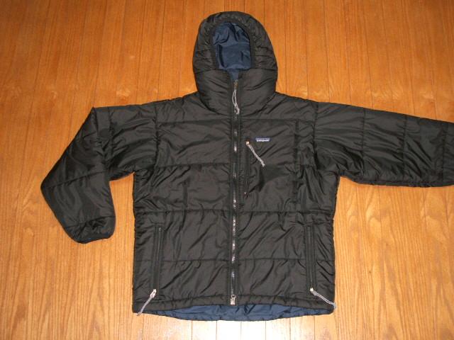 low priced c5f35 5c561 Patagonia DAS parka black 2001
