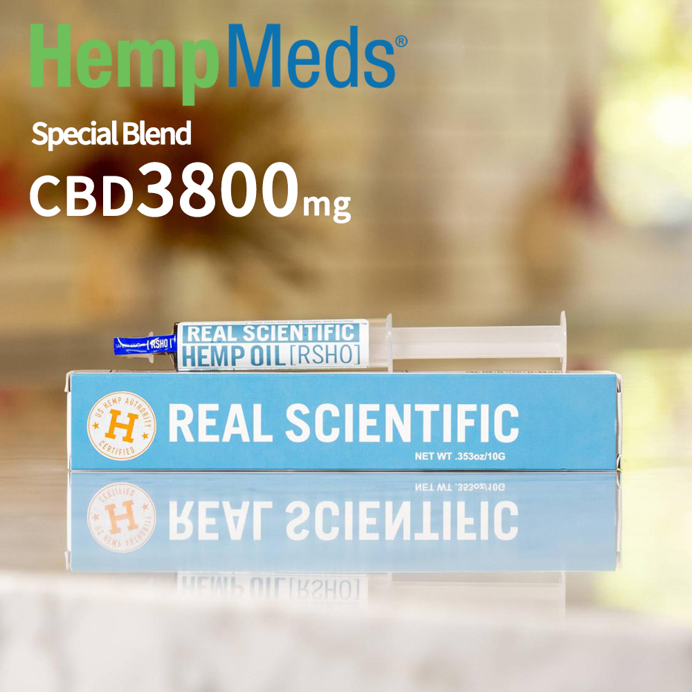 【着後レビューで特典!】Hemp Meds RSHOスペシャルブレンド スティックタイプ CBD含有量3800mg 38% 内容量10gヘンプメッズ ヘンプシードオイル カンナビジオール サプリメント 高濃度 メディカルグレード ヘンプ 麻 父の日 ギフト