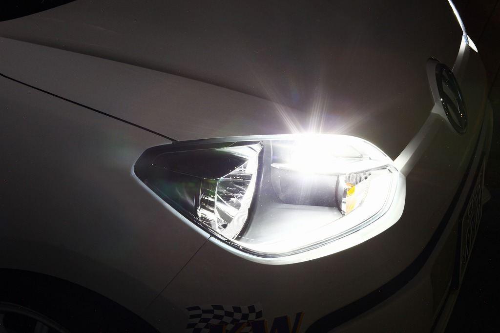 VW up!専用 LED セット