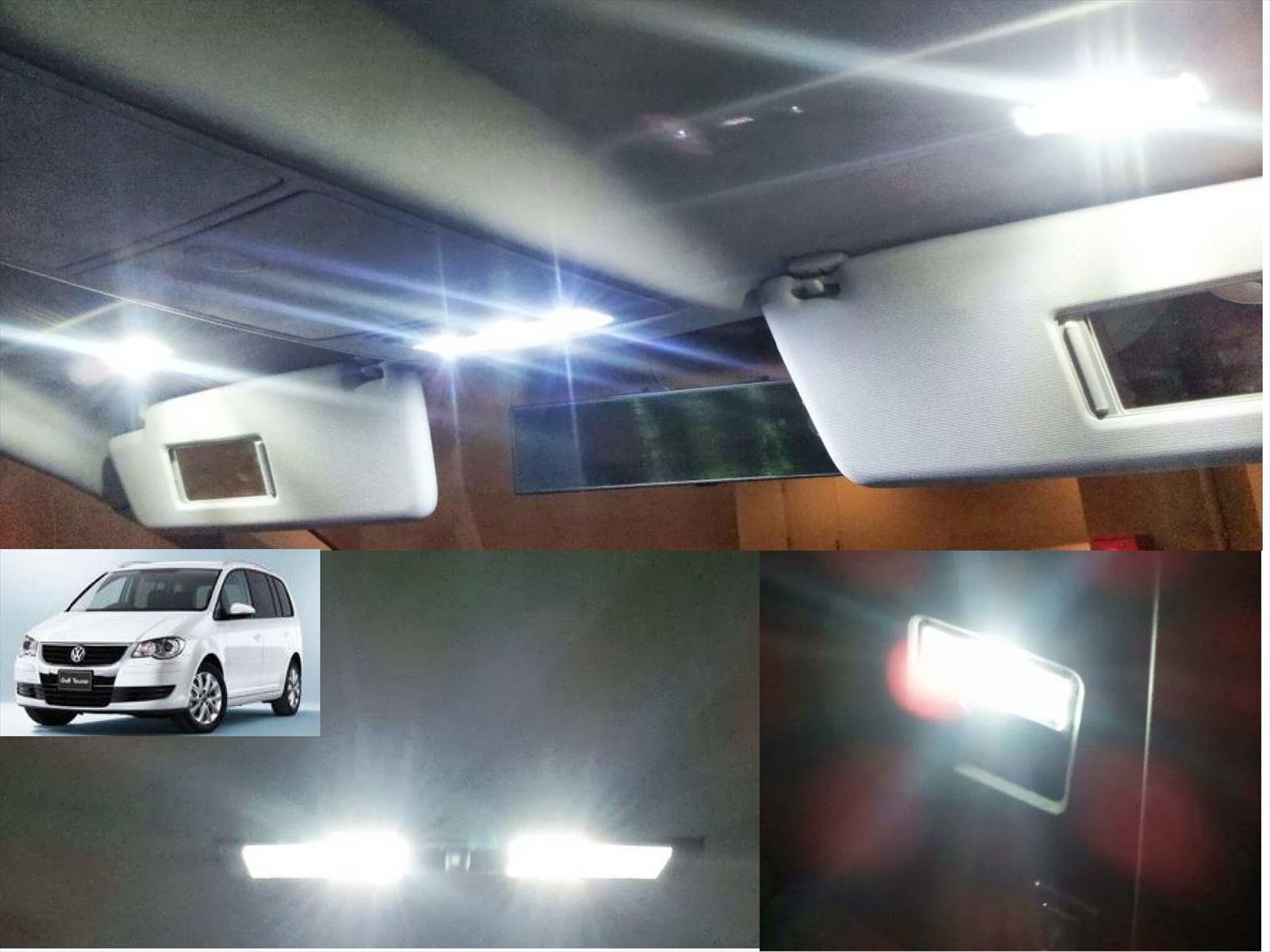 【送料無料】Smart ILIS 【VWトゥーラン2007~2010モデル専用】SMART LED INSTALL KIT