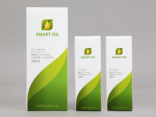 SMARTOIL(スマートオイルオイル添加剤 320ml+100ml2本セット)3本セット