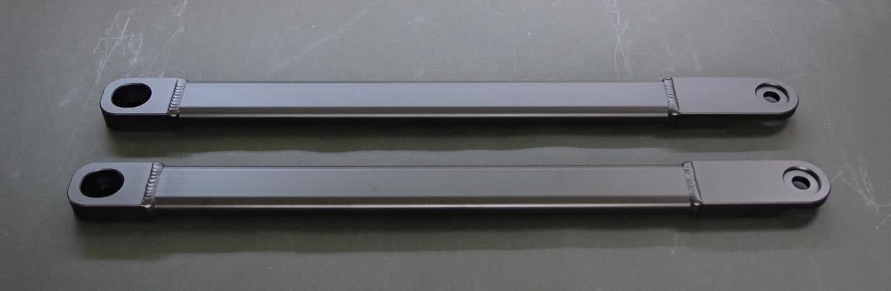 CPM LowerReinforcementVA006用エクステンションバー VW:Golf7  AUDI:A3(8V)・TT(8S) FF model  商品品番 CFMB-VA006E