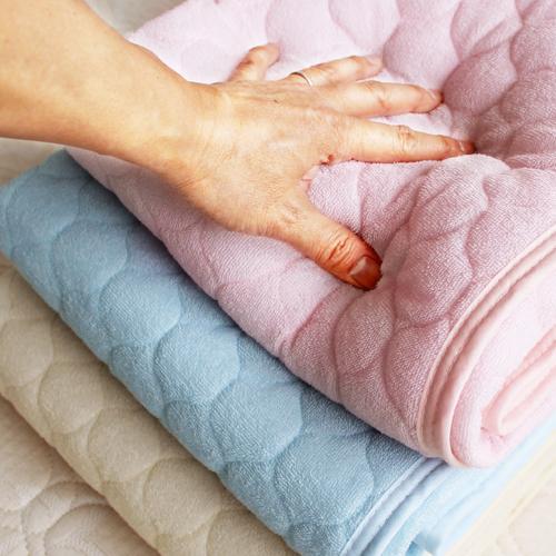 跪墊雙 100%棉毛巾布