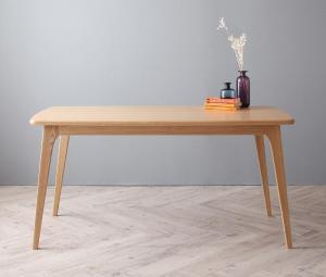 【送料無料】 ダイニングテーブル 4人 プロユース 北欧 デザイナーズ シンプル 高さ72 幅150