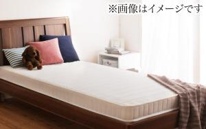 子どもの睡眠環境を考えた 安眠マットレス 薄型・軽量・高通気 ジュニア ボンネルコイル セミシングル レギュラー丈