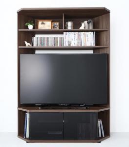 【送料無料】 ハイタイプコーナーテレビボード テレビボード