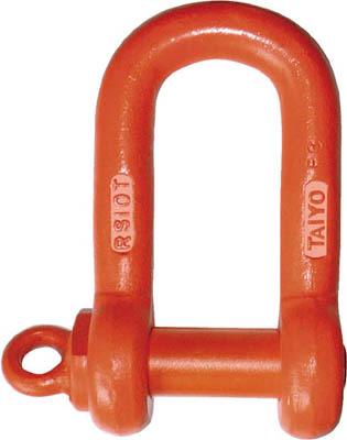 軽量シャックル RSS-16t (1286541)|シャックル 荷役 ワイヤーシャックル ロープシャックル 連結金具 チェーンシャックル 玉掛け作業 吊具 荷揚げ 吊り上げ金具 吊り荷 結合金具 荷物 土木工事 建築工事 ワイヤー連結