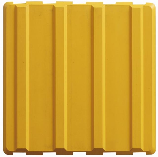 【エントリーでポイント10倍♪】点字カバー 300角 ライン 【短期間の変更に】(点字ブロック・点字タイル・点字シート) | 視覚障害者誘導用ブロック 点状ブロック 点字プレート 視覚障害者誘導用シート 保安用品 タイル ブロック シート 点字 カバー 屋外