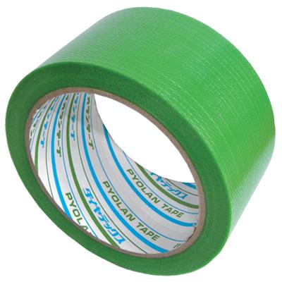 【8/17以降出荷】【法人様限定】パイオランクロス Y09GR 0.16x38x25 【72巻セット】 | 養生テープ 粘着テープ 作業テープ パイオランクロステープ ダイヤテックス 養生用テープ 養生材 仮留め 引っ越し資材 パイオラン 業務用