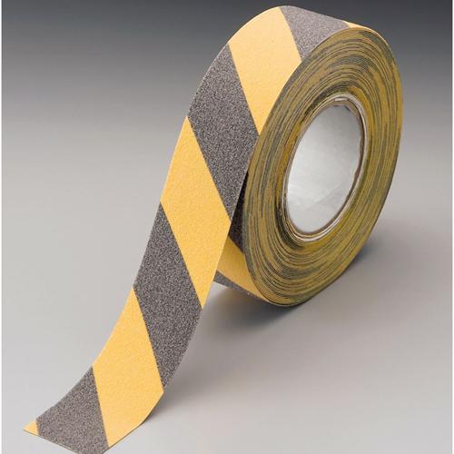 【エントリーでポイント7倍♪】【代引き不可】アンチスリップテープ トラ【863-394A】(すべり止めテープ)   すべり止め 滑り止め テープ ノンスリップテープ ノンスリップ 安全用品 業務用 滑り止めテープ すべりどめ 滑りどめ トラテープ とらテープ 立入禁止 立