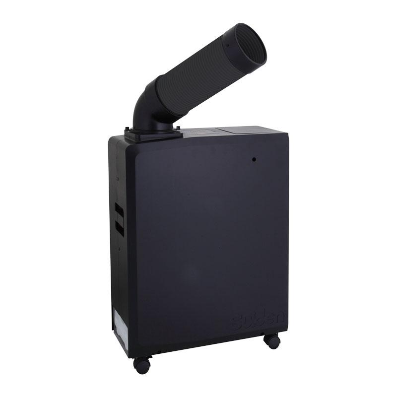 【8/17以降出荷】HO-609 スポットエアコンポータブルタイプ黒