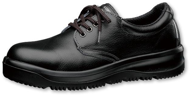 WT-709-11 寒冷地用耐滑安全靴ローカット28.0cm 安全靴 防寒 黒 革 革靴 年中無休 安全 靴 捧呈 シューズ ローカット くつ メンズ 滑りにくい 工事 スリップ防止 安全用品 寒冷地仕様 事故防止 寒冷地 工事現場 安全用具 グッズ 雪対策 安全対策
