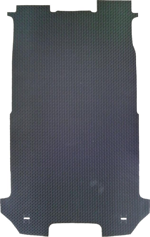 日産 NV200バネットバン VANETTE VM20 VNM20 2人乗用 ゴムマット ラバーマット ゴム臭なし 防水 汚れ防止 トランクマット ラゲッジマット ラゲージマット 荷室マット 社外マット カーマット フロアマット 社外マット 社外品 日本製 専用設計 送料無料 2009年5月以降