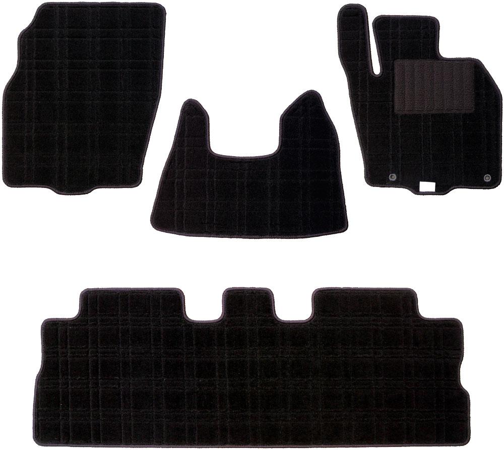 送料無料 日産 デイズ DAYZ B21W 標準仕様車 標準地用 カーマット フロアマット カーペットマット フロアカーペット 社外マット 日本製 専用設計 2013年6月~2014年7月 ※数量限定 売り切り