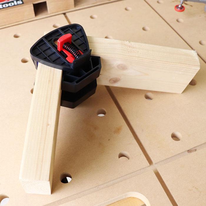 クランプ 木工
