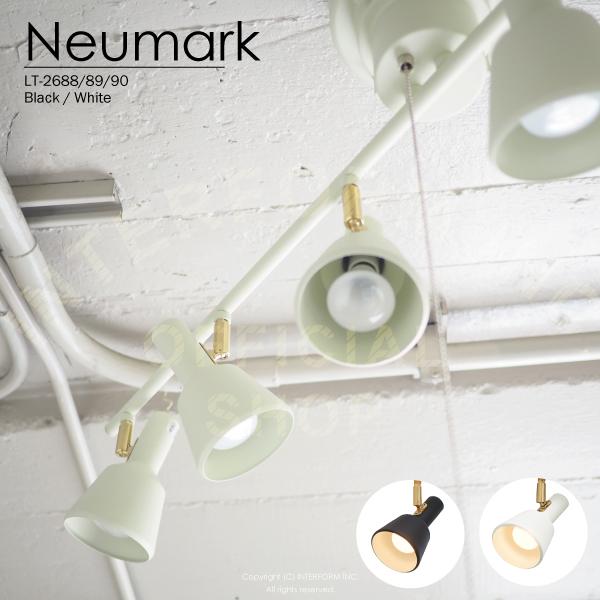 Neumark [ ノイマルク ] シーリングライト ■ スポットライト | 天井照明 【 インターフォルム 】